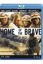 Home of the Brave Blu-ray-Cover