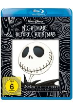 Nightmare before Christmas  [CE] Blu-ray-Cover