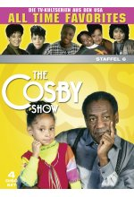 The Bill Cosby Show - Staffel 6  [4 DVDs] DVD-Cover