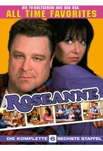Roseanne - Staffel 6  [4 DVDs] DVD-Cover