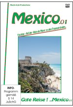 Mexico.01 - Gute Reise! DVD-Cover