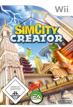 SimCity Creator Cover