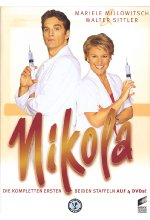 Nikola - Staffel 1 & 2  [4 DVDs] DVD-Cover