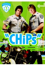 CHiPS - Staffel 2  [4 DVDs] DVD-Cover