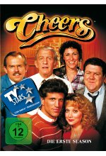 Cheers - Season 1  [4 DVDs] DVD-Cover