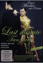 Last minute Tanzkurs - In 10 Minuten auf's Parkett DVD-Cover