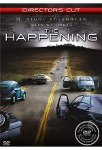 The Happening - Director's Cut DVD-Cover