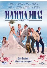 Mamma Mia! - Der Film DVD-Cover
