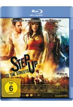 Step Up To The Streets Blu-ray-Cover