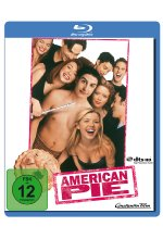 American Pie Blu-ray-Cover