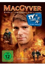 MacGyver - Season 1  [6 DVDs] DVD-Cover