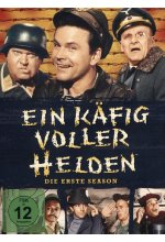 Ein Käfig voller Helden - Season 1  [5 DVDs] DVD-Cover