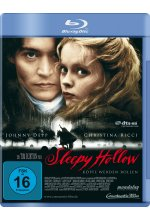 Sleepy Hollow Blu-ray-Cover