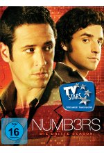 Numbers - Season 3  [6 DVDs] DVD-Cover