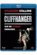 Cliffhanger - Hang On Blu-ray-Cover