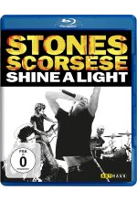 Shine a Light - Rolling Stones Blu-ray-Cover