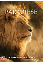 Wilde Paradiese - Ngorongoro/Patagonia  [2 DVDs] DVD-Cover