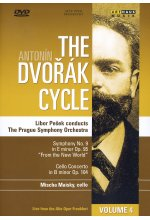 The Antonin Dvorak Cycle Vol. 4 DVD-Cover