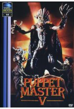 Puppet Master 5 DVD-Cover