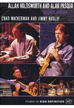Allan Holdsworth & Alan Pasqua feat. Chad Wackerman & Jimmy Haslip DVD-Cover