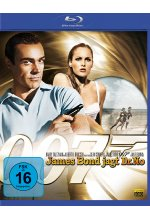 James Bond - Jagt Dr. No Blu-ray-Cover