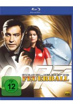 James Bond - Feuerball Blu-ray-Cover