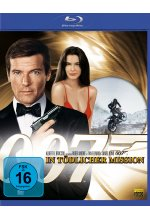 James Bond - In tödlicher Mission Blu-ray-Cover