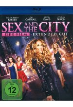 Sex and the City - Der Film/Extended Cut Blu-ray-Cover