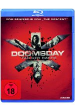 Doomsday - Tag der Rache Blu-ray-Cover