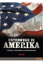 Unterwegs in Amerika  [2 DVDs] DVD-Cover