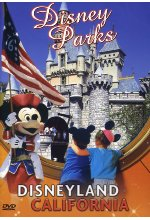 Disney Parks - Disneyland Californien DVD-Cover