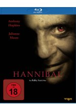 Hannibal<br> Blu-ray-Cover