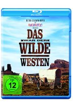 Das war der wilde Westen  [2 BRs] Blu-ray-Cover