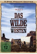 Das war der wilde Westen  [SE] [3 DVDs] DVD-Cover