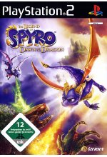 Spyro - Dawn of the Dragon Cover