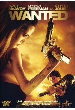 Wanted DVD-Cover