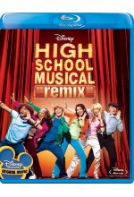 High School Musical - Remix Blu-ray-Cover