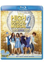 High School Musical 2 - Extended Dance Edition Blu-ray-Cover