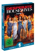 Desperate Housewives - Staffel 4.1  [3 DVDs] DVD-Cover