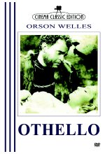 Othello - Labyrinth der Leidenschaft DVD-Cover