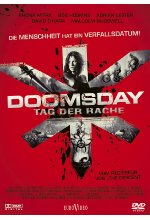 Doomsday - Tag der Rache DVD-Cover