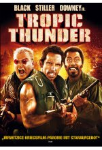 Tropic Thunder DVD-Cover