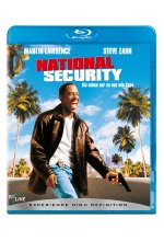 National Security Blu-ray-Cover