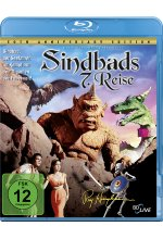Sindbads 7. Reise - 50th Anniversary Edition Blu-ray-Cover