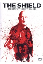 The Shield - Season 5  [4 DVDs] DVD-Cover