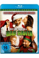 Bad Santa - Extended Version Blu-ray-Cover