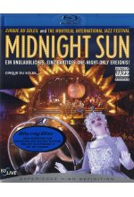 Cirque du Soleil - Midnight Sun Blu-ray-Cover