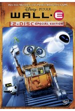 Wall-E  [SE] [2 DVDs] DVD-Cover