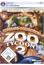 Zoo Tycoon 2 - Ultimate Collection Cover
