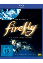Firefly - Die komplette Serie  [3 BRs] Blu-ray-Cover